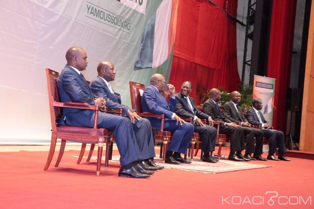 Côte d'Ivoire: TAC, experts et administrateurs, journalistes et conducteurs bloqués à Yamoussoukro