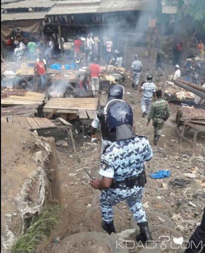 Côte d'Ivoire : Insécurité, l'opération « Vacances Sécurisées » en marche, des interpellés, drogues, armes blanches etc…  saisies