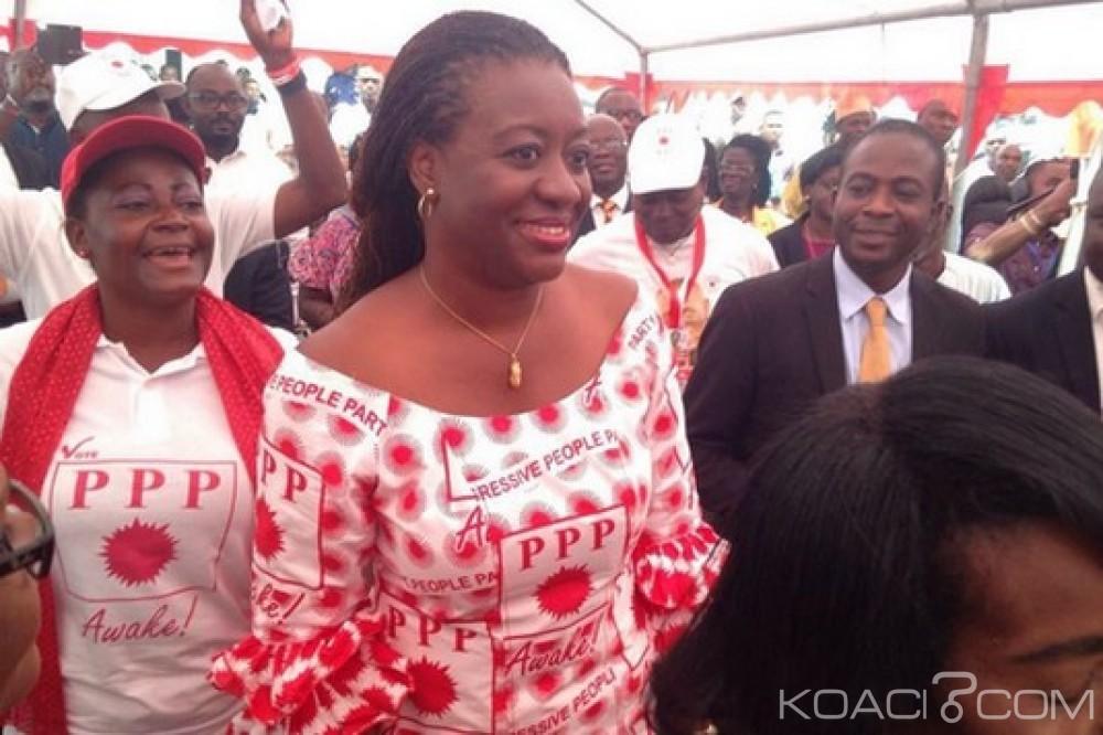 Ghana: Présidentielle 2016, Brigitte Dzogbenuku, une ex Miss Ghana désignée candidate à la vice-présidence