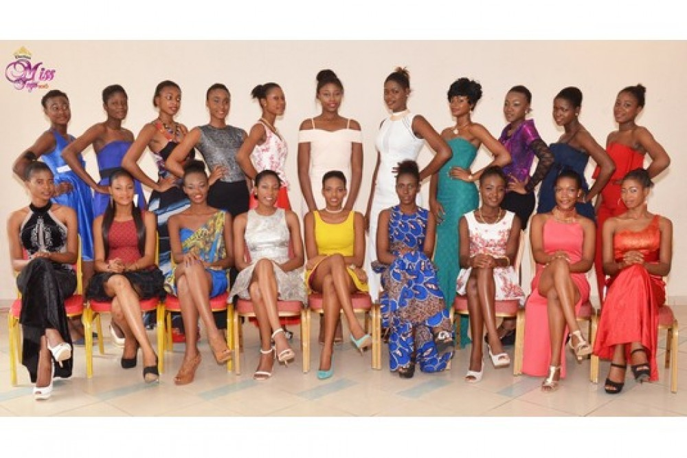 Togo: Concours Miss Togo 2016,  20 candidates présélectionnées
