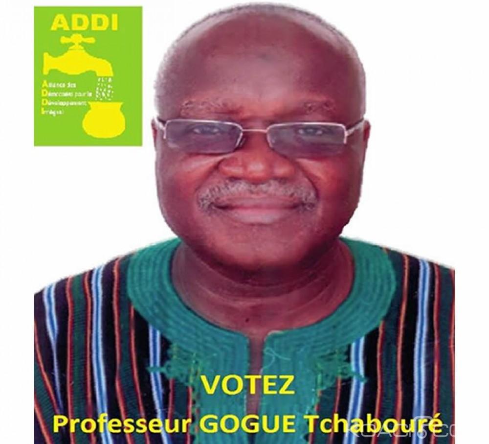 Koacinaute: Reformes politiques au Togo: Aminé Gogoue sur les pas de Me Agboyibo