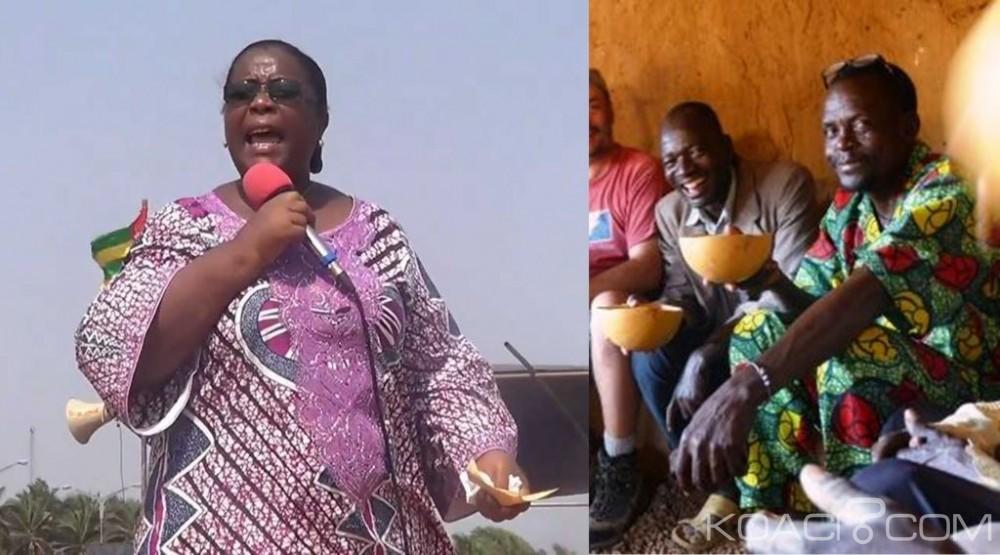 Koacinaute: Isabelle Ameganvi doit des excuses publiques au peuple