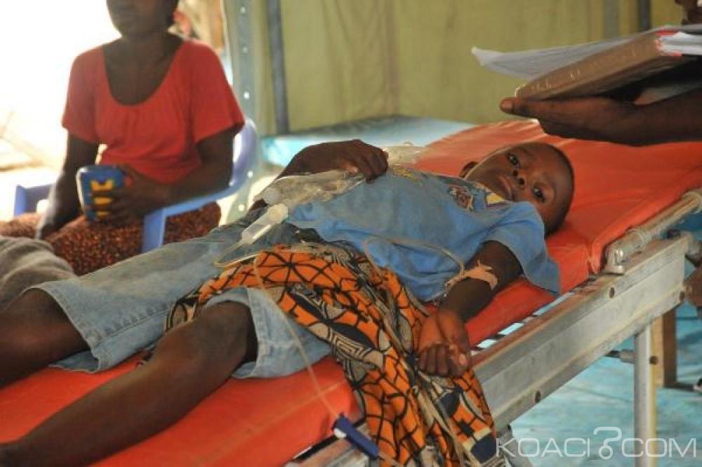 Centrafrique: 10 morts de suite de choléra, les autorités  déclarent l'épidémie dans le pays