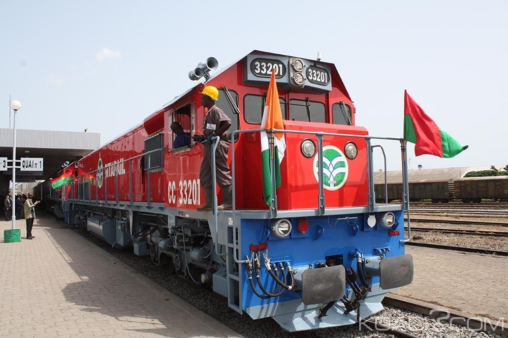 Côte d'Ivoire-Burkina: Signature d'une convention de concession révisée pour la gestion et l'exploitation du réseau de chemin de fer reliant Abidjan à Kaya via Ouagadougou