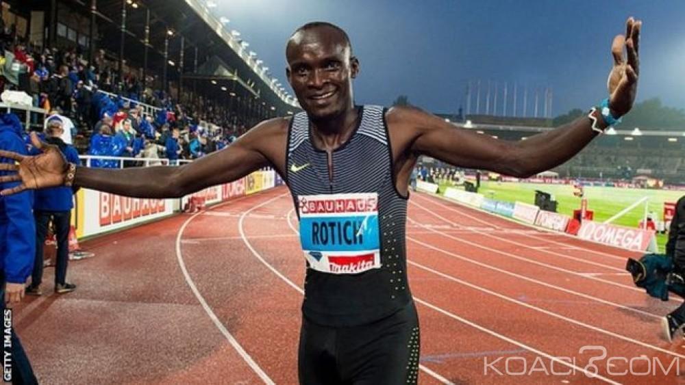 Kenya: JO de Rio , un entraîneur  plie bagage  pour avoir remplacé un athlète