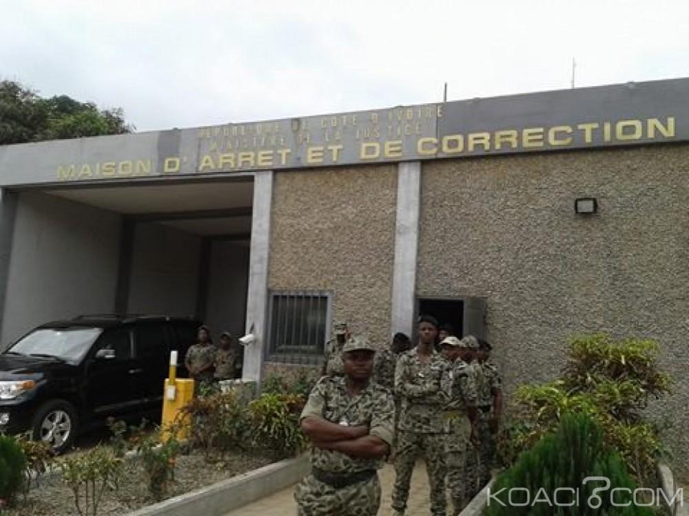 Côte d'Ivoire: MACA, après la découverte de 13 téléphones portables, d'une borne Wifi et d'un ordinateur portable dans une cellule, Sansan Kambilé annonce des sanctions