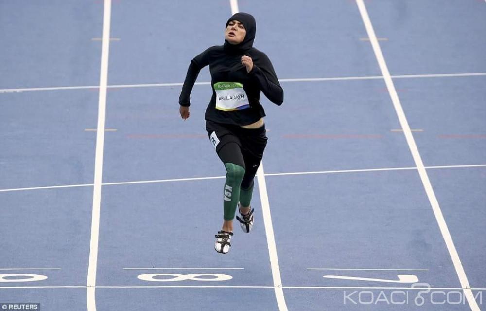 Monde: Une sprinteuse saoudienne, première athlète à competir aux Jeux Olympiques