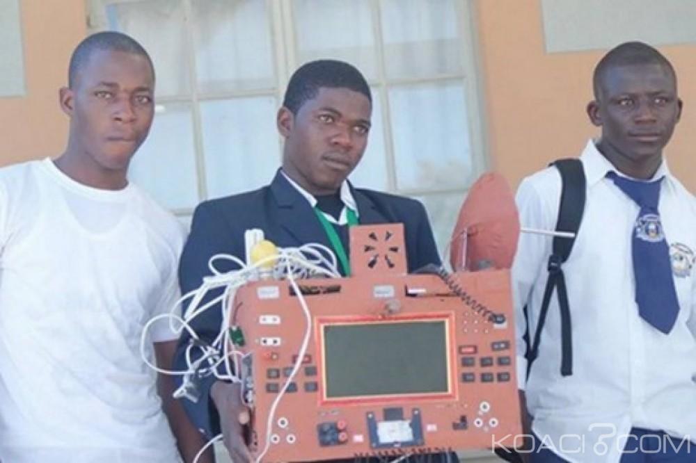 Namibie: Un téléphone local sans SIM conçu par un élève