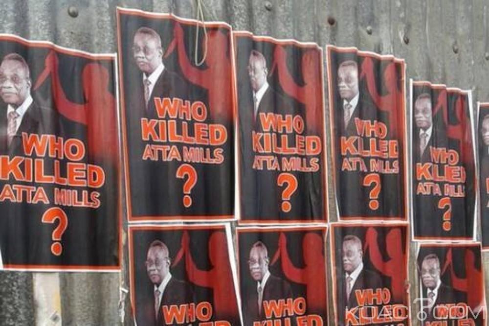 Ghana: Des interrogations «au village» sur le décès Atta Mills