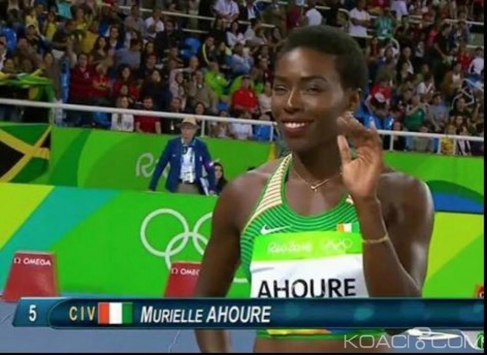 Côte d'Ivoire: JO Rio 2016, Murielle Ahouré «désolée»  pour n'avoir pas été à la hauteur