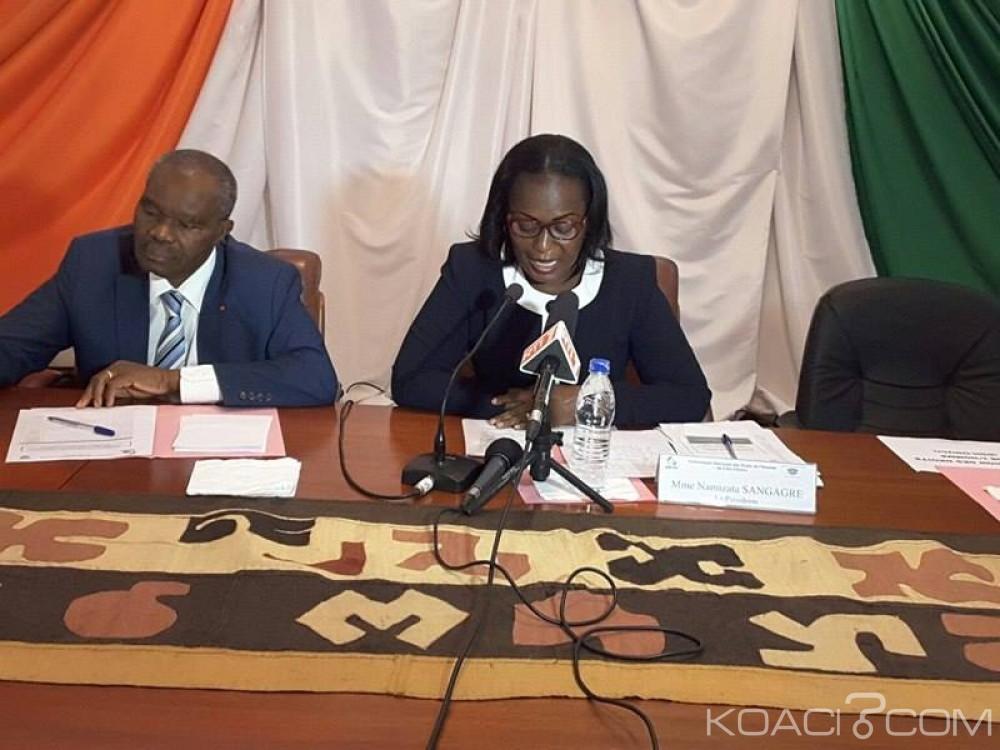 Côte d'Ivoire: CNDHCI, la Présidente Namizata Sangaré plaide pour sa constitutionnalisation afin qu'elle assure efficacement ses missions