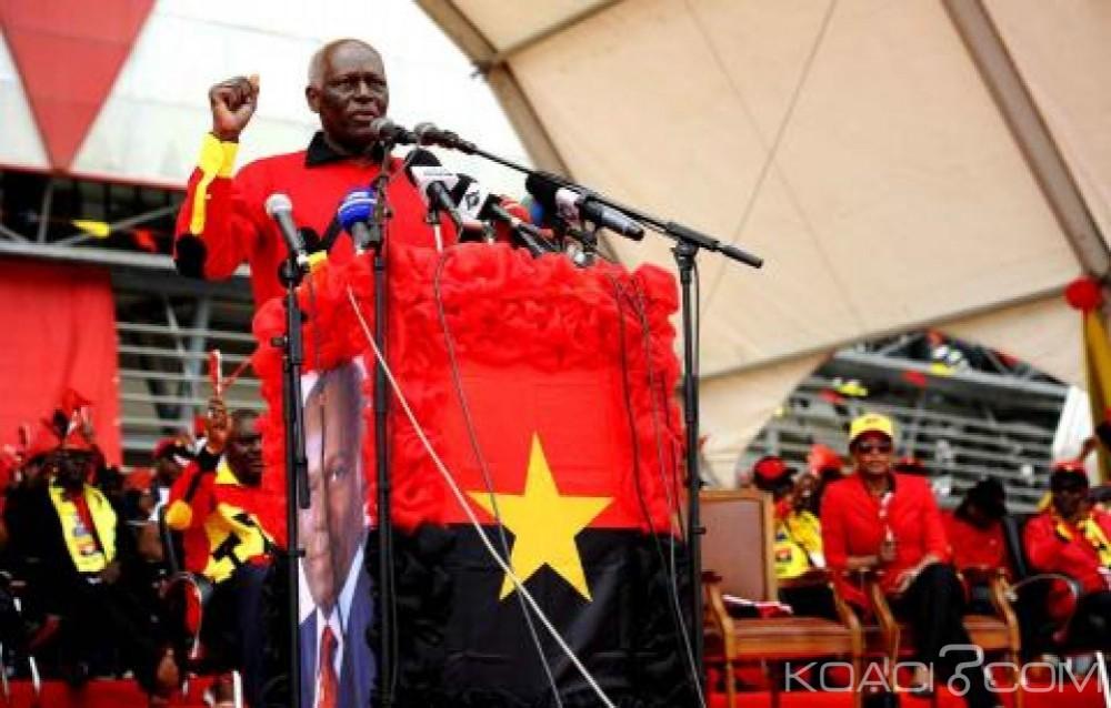 Angola:  Dos Santos bientôt désigné candidat du MPLA pour la présidentielle de 2017