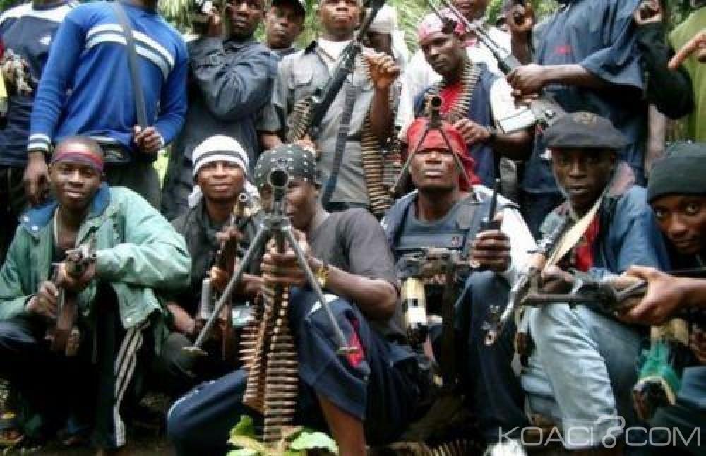 Nigeria: Les NDA menacent de proclamer l' indépendance du Delta du Niger le 1er Octobre
