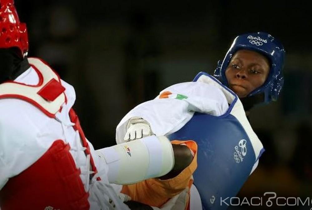 Côte d'Ivoire: Rio 2016, première médaille ivoirienne des JO avec le bronze de Ruth Gbagbi