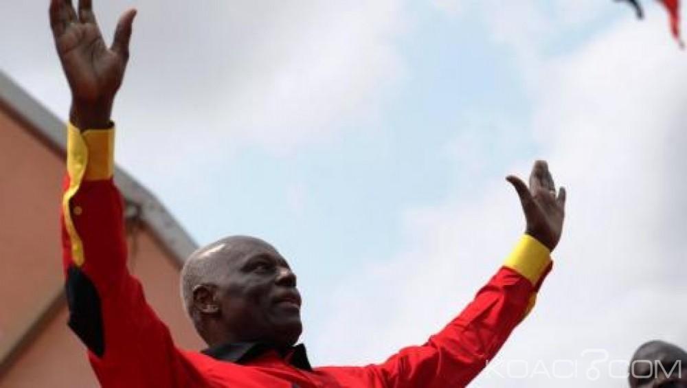 Angola: Après 37 de règne, Eduardo Dos Santos  vise  un nouveau mandat en 2017