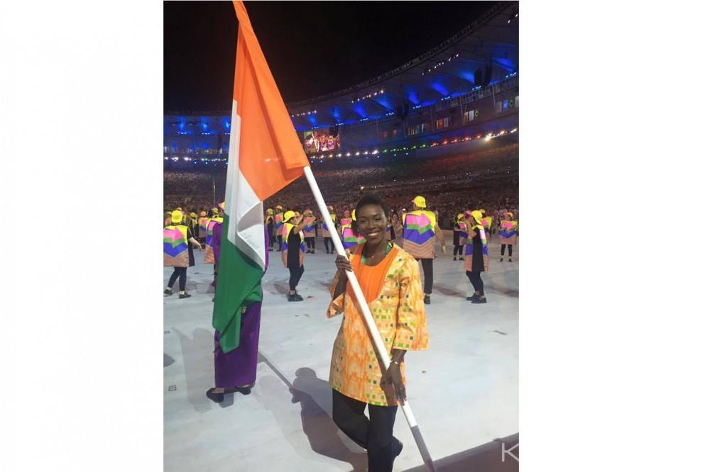 Côte d'Ivoire: JO 2016, Didier Drogba et Murielle Ahouré félicitent les médaillés nationaux