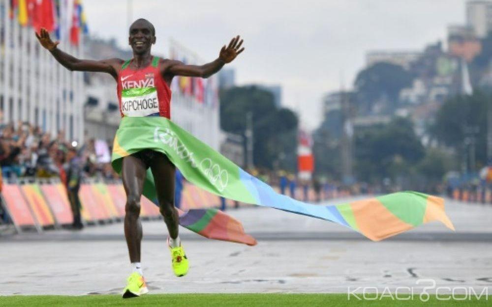 Kenya: JO 2016,  Eliud Kipchoge   décroche la médaille d'or au marathon