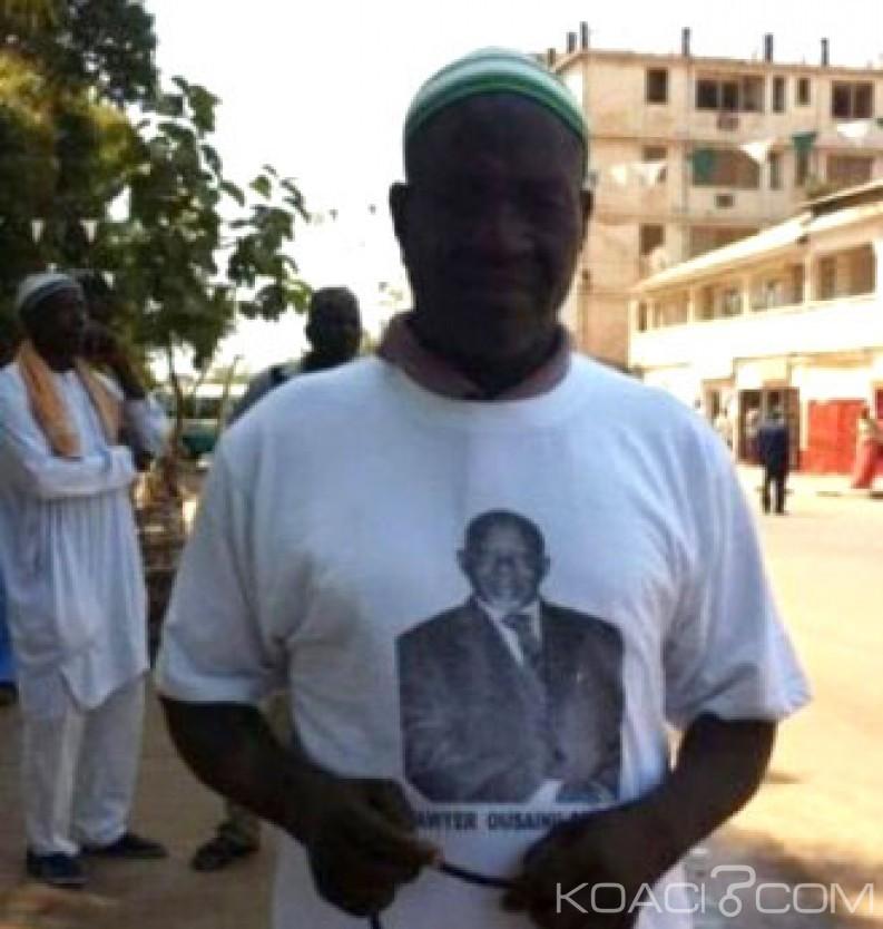 Gambie: Mort d'un deuxième membre de l'opposition  en détention