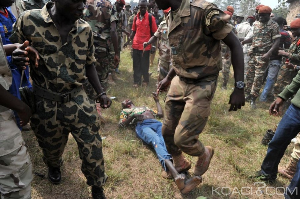 RDC : Soupçonnés de rejoindre des «  égorgeurs », deux personnes lynchées à mort à Butembo