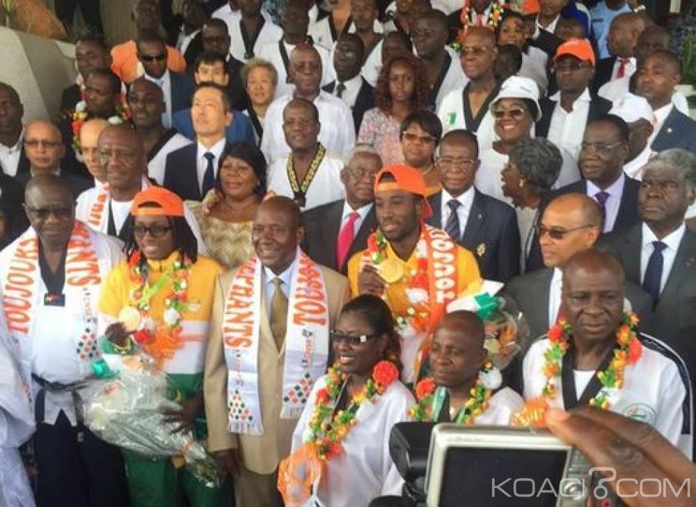 Côte d'Ivoire: Jo Rio, retour en or et en bronze à Abidjan pour Cissé et Gbagbi
