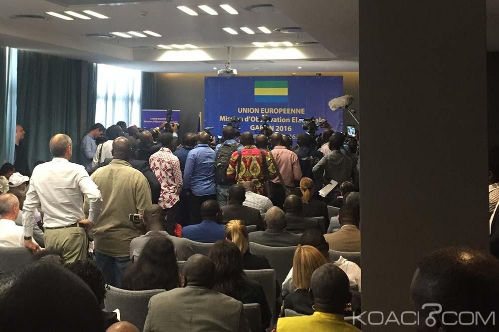 Gabon: Présidentielle, la mission d'observation de l'UE juge satisfaisantes les conditions de vote