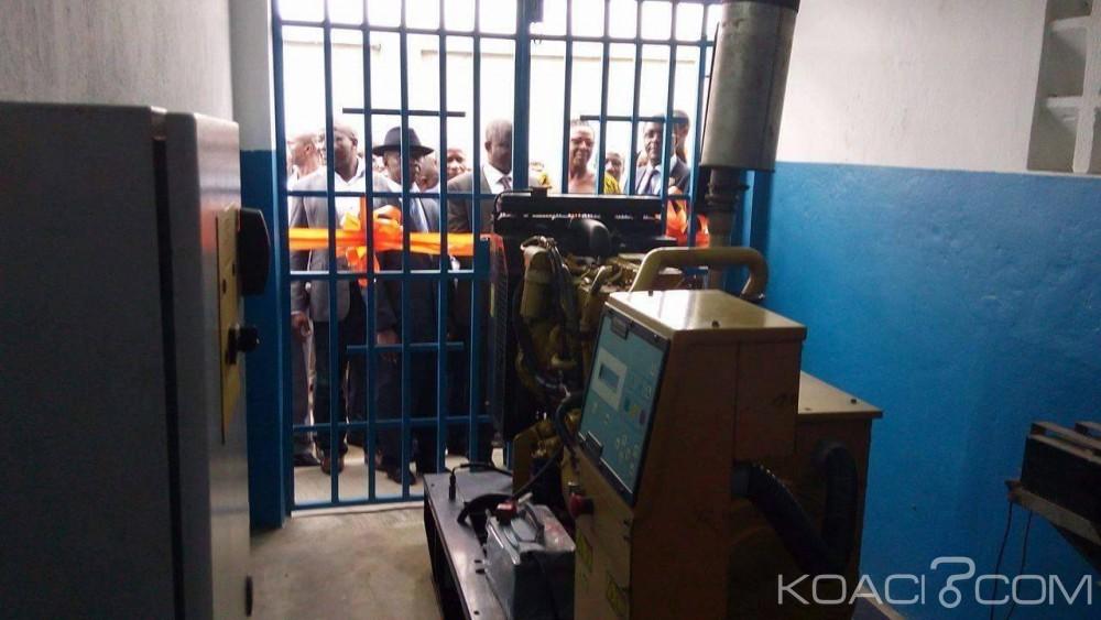 Côte d'Ivoire: Abobo, Guillaume Soro fait don d'un groupe électrogène d'une valeur de 12 millions de FCFA à l'hôpital général