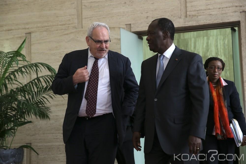 Côte d'Ivoire: Programme de Règlementation des Affaires, la deuxième phase signée entre la SFI et Abidjan