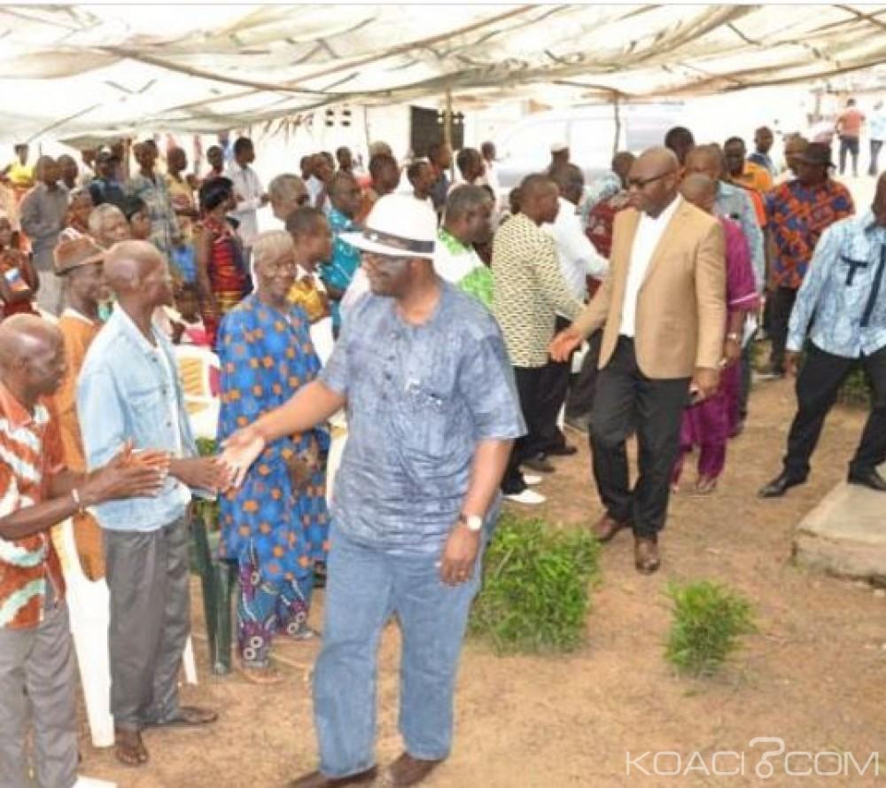 Côte d'Ivoire: Législatives 2016, Guikahué confirme sa candidature à ses parents