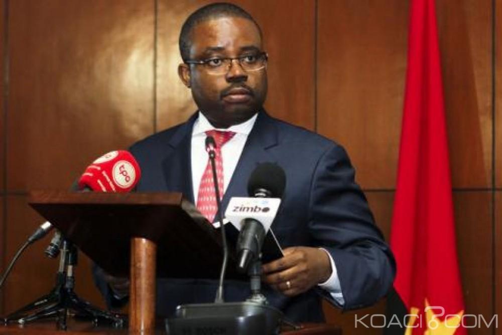 Angola:  Le ministre des Finances   Armando Manuel démis de ses fonctions
