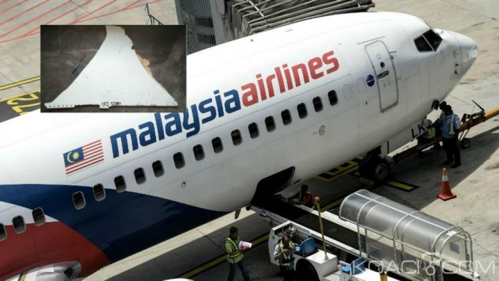 Mozambique:  Malaysia Airlines MH370 , Trois nouveaux débris découverts sur la côte