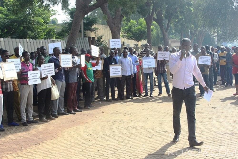 Burkina Faso: Les médias publics perturbés par une grève générale de 24h