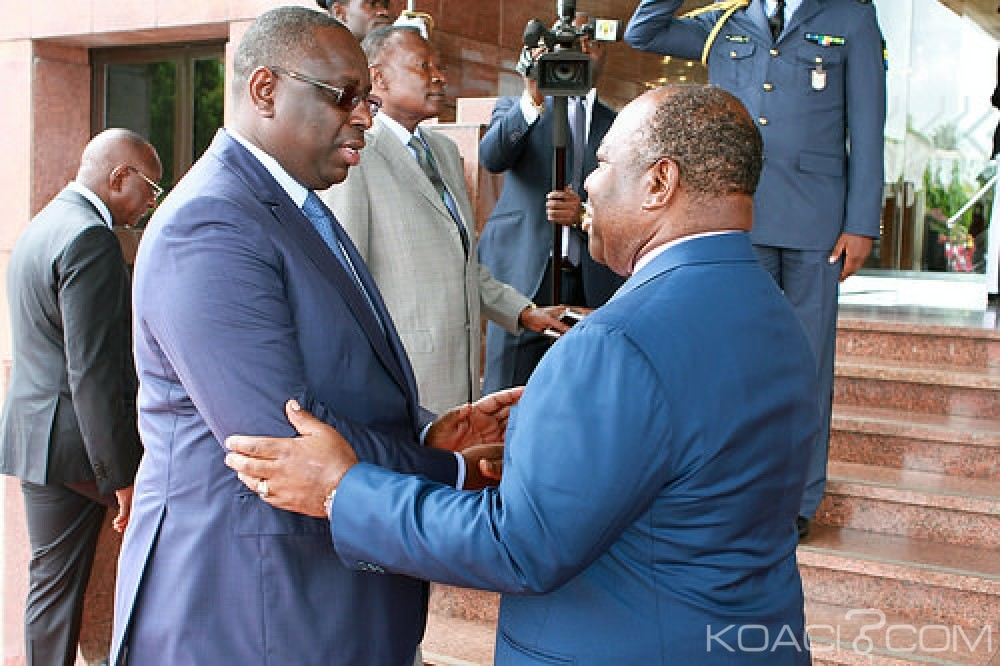 Sénégal-Gabon: Sall pour jouer les bons offices au pays d'Ali pour sortir de la crise post électorale