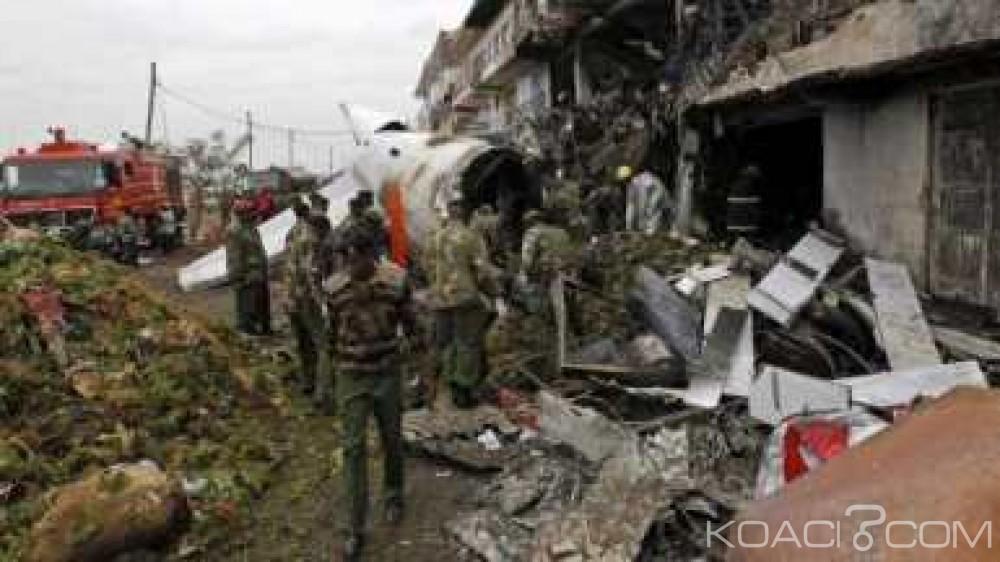 Kenya: Un avion s'écrase dans une ferme à Nairobi, un mort et cinq blessés