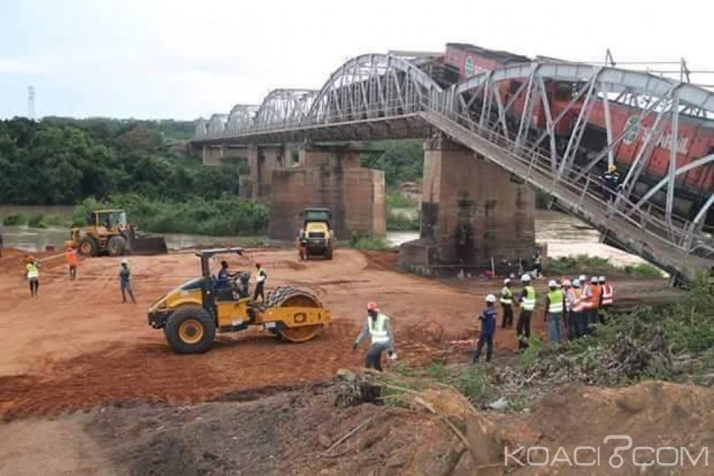 Côte d'Ivoire: La Sitarail à pied d'oeuvre pour la réouverture du pont métallique du fleuve N'zi