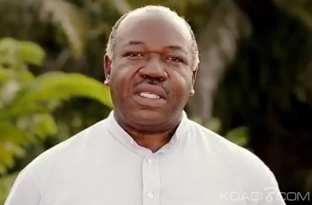 Gabon: Ali Bongo annonce avoir déposé des éléments démontrant la «violation» du code électoral et appelle à l' «extrême vigilance»