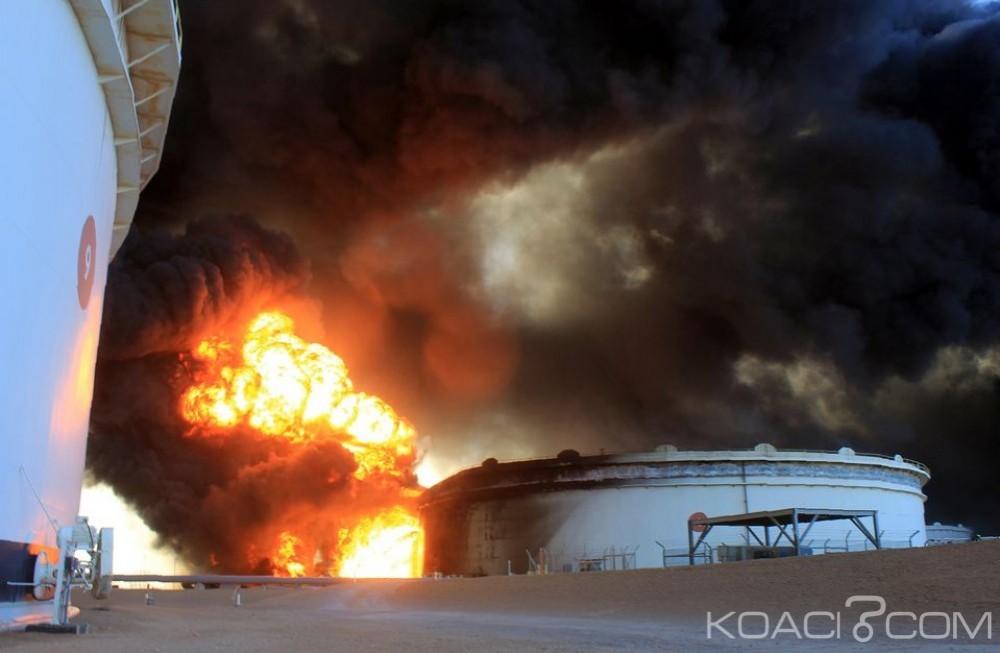Libye: De violents combats entre forces armées pour le contrôle du pétrole