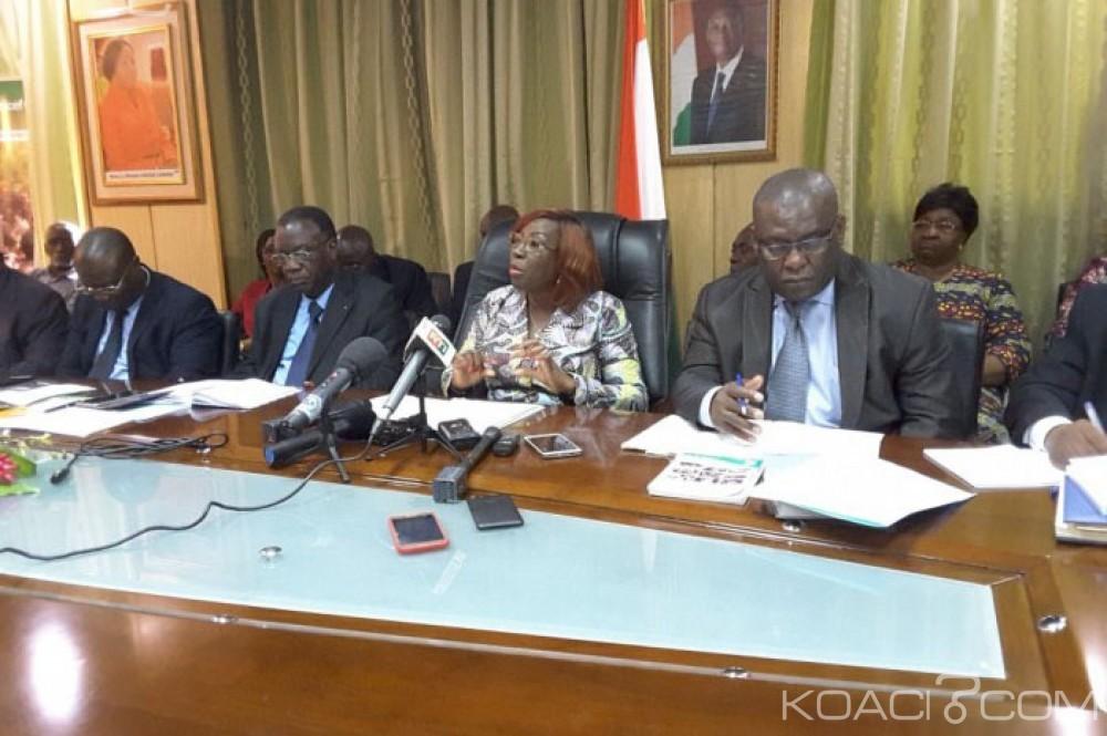 Côte d'Ivoire: Kandia Camara révèle le salaire des enseignants du primaire