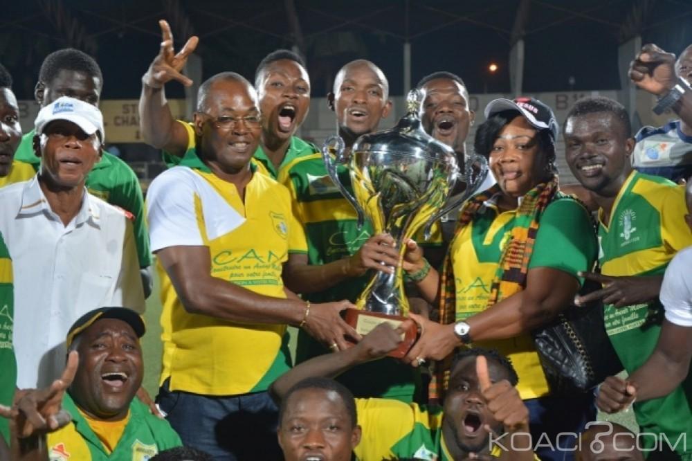 Côte d'Ivoire: Moossou FC s'adjuge la coupe de ligue en battant Cosmos 2-1