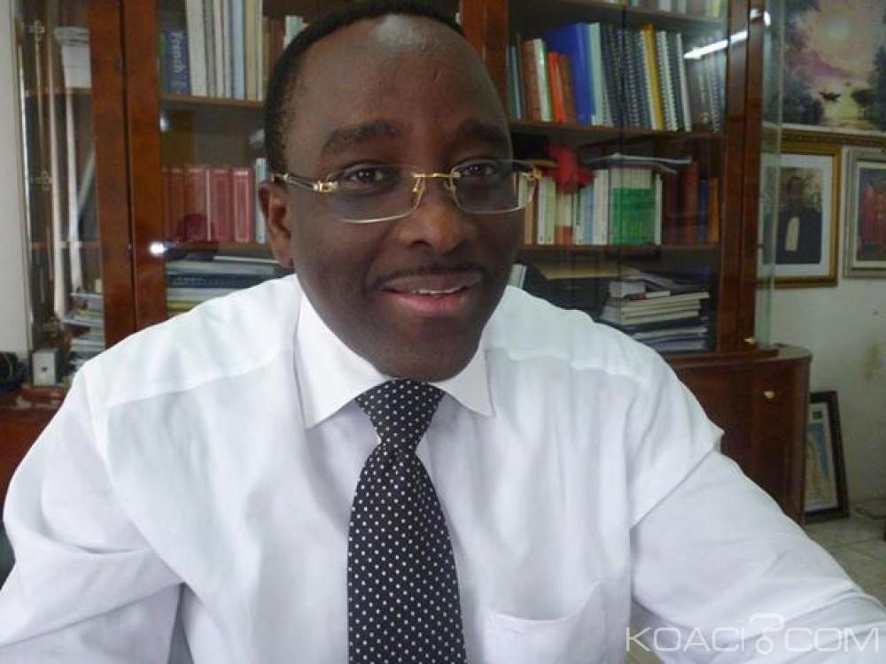 Koacinaute: Fraude fiscale : le Cabinet d'avocats de Me AFANGBEDJI fermé