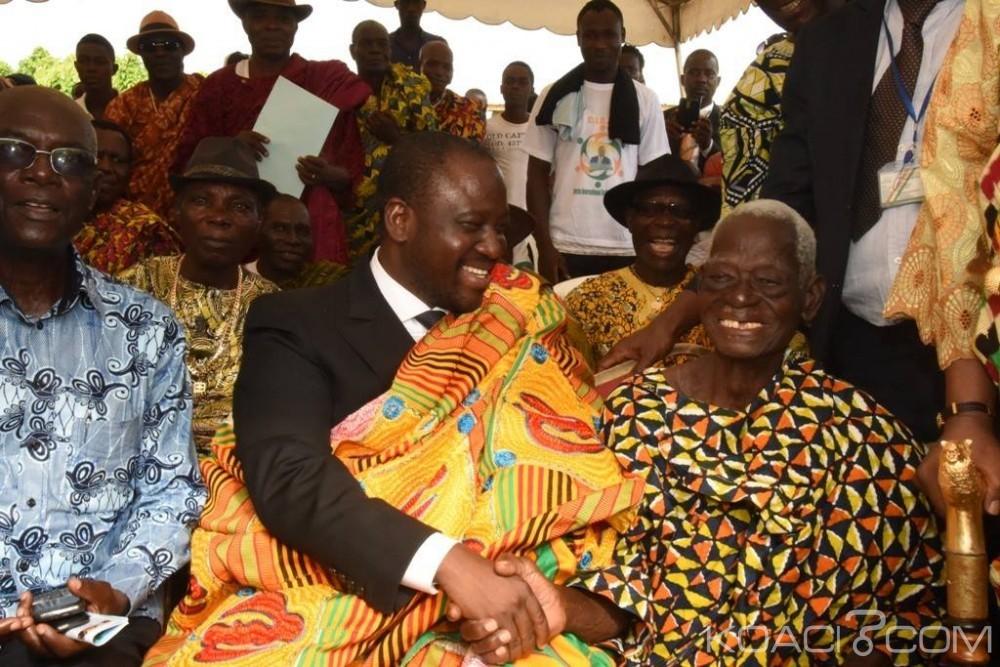 Côte d'Ivoire: Depuis Songon, Guillaume Soro soutient que les députés attendent Alassane Ouattara dans «un état d'esprit excellent »