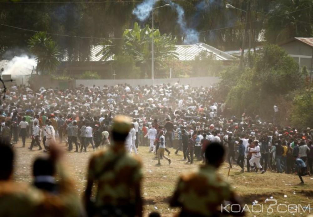 Ethiopie:  Au moins 52 morts lors d'une bousculade