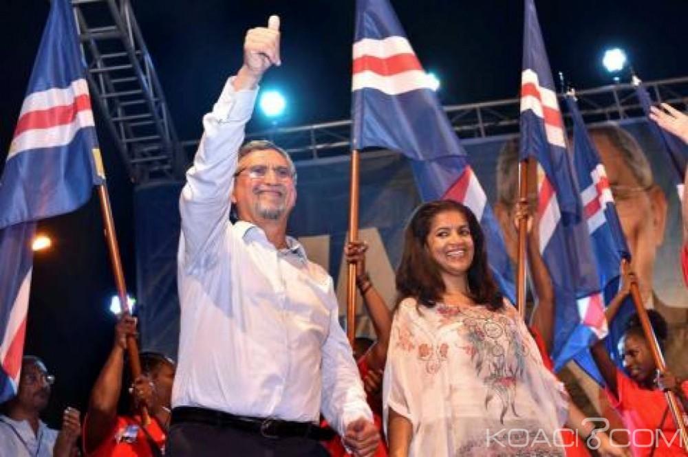 Cap-Vert: Joaquim Carlos Fonseca réélu Président avec 73% au premier tour
