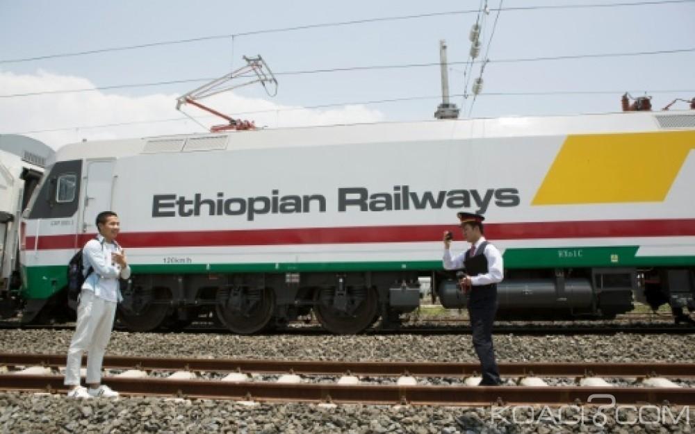 Ethiopie-Djibouti: Inauguration d'une nouvelle ligne ferroviaire financée par la Chine