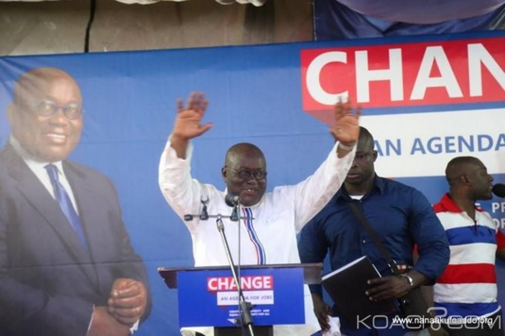Ghana : Fièvre de campagnes électorales, Akufo-Addo refuse une leçon de patriotisme de Mahama