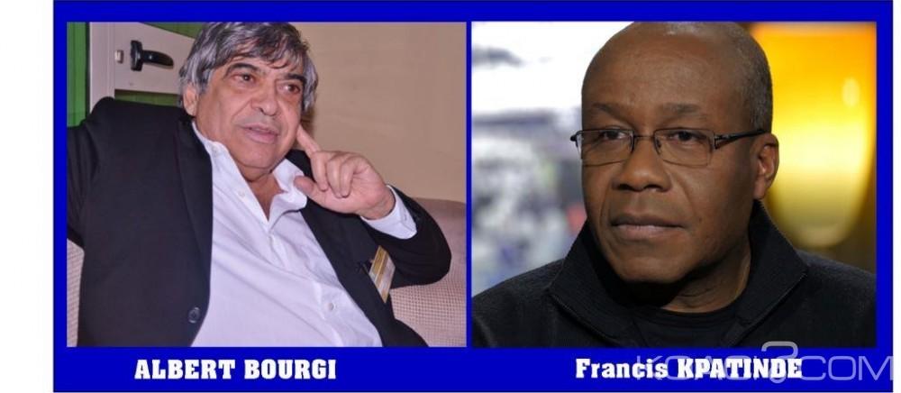 Koacinaute: Albert BOURGI et Francis KPANTINDE, deux pseudo-démocrates payés par le régime RPT-UNIR pour saboter le colloque du CAP 2015.