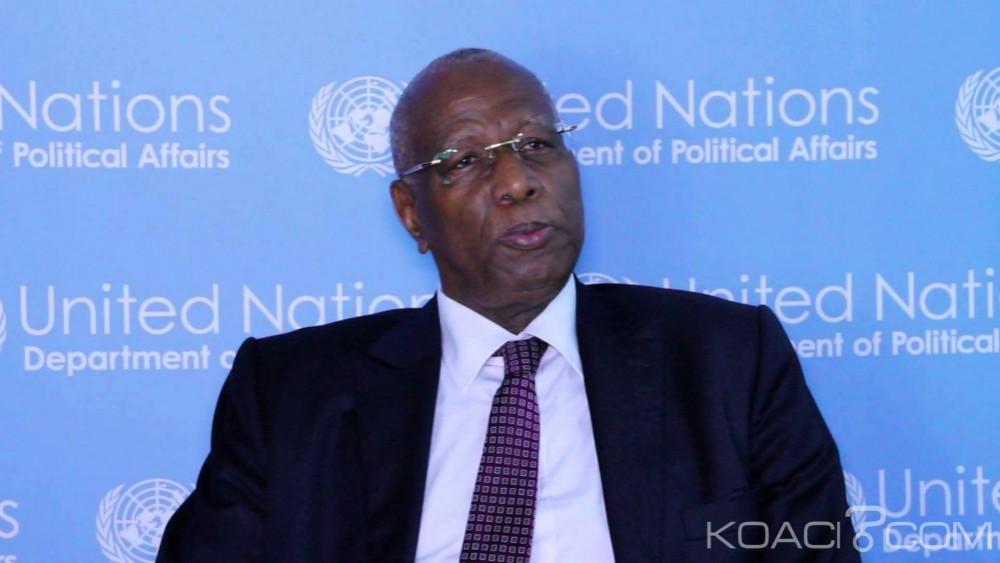 Sénégal: Pour préparer sa candidature à la présidence de l'UA, Bathily démissionne de l'Onu