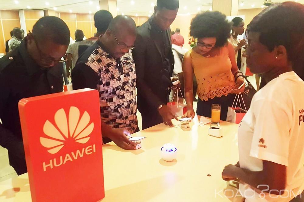 Côte d'Ivoire: Orange présente le Huawei P9