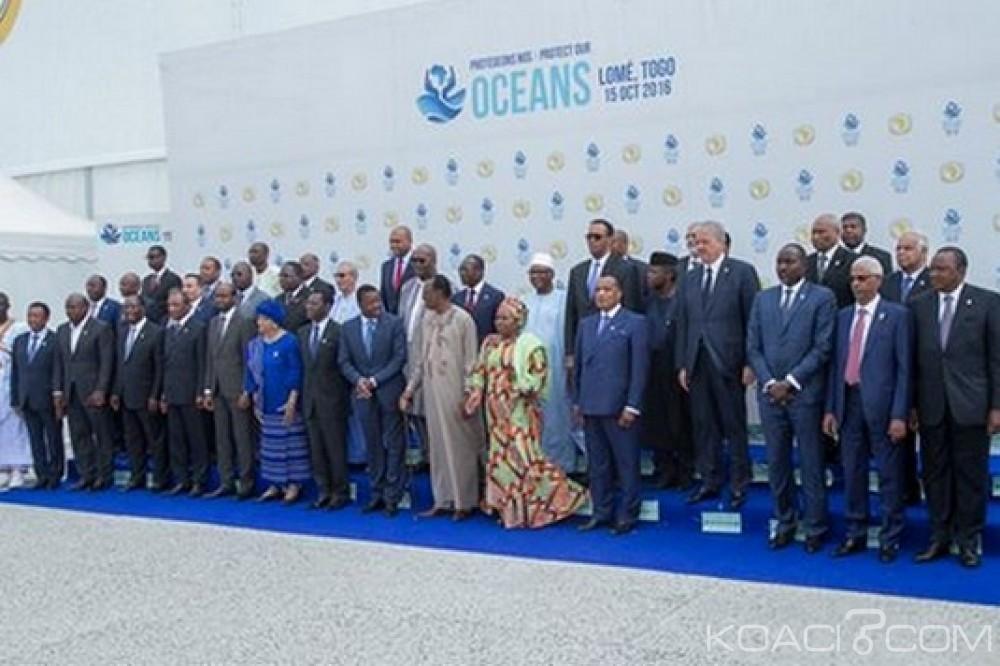 Togo: La charte de Lomé sur la sécurité maritime de l'UA validée