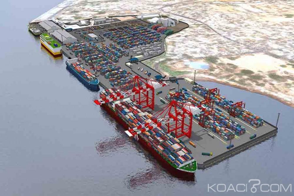 Sierra Leone: Bolloré Ports démarre les travaux de construction de l'extension du terminal à conteneurs du Port de Freetown