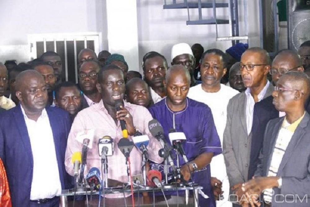 Sénégal: Apres la marche réprimée, l'opposition menace de remettre ça par la force et annonce un meeting en novembre